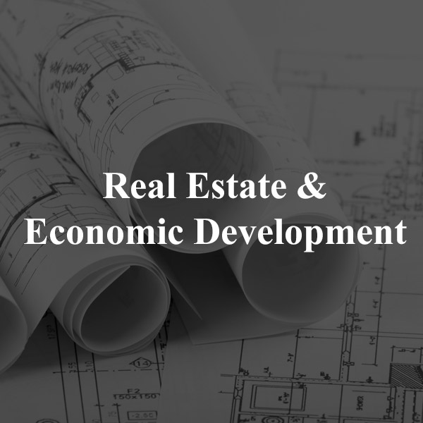 Real Estate & Economic Development